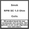 Smok RPM SC Coils 1,0