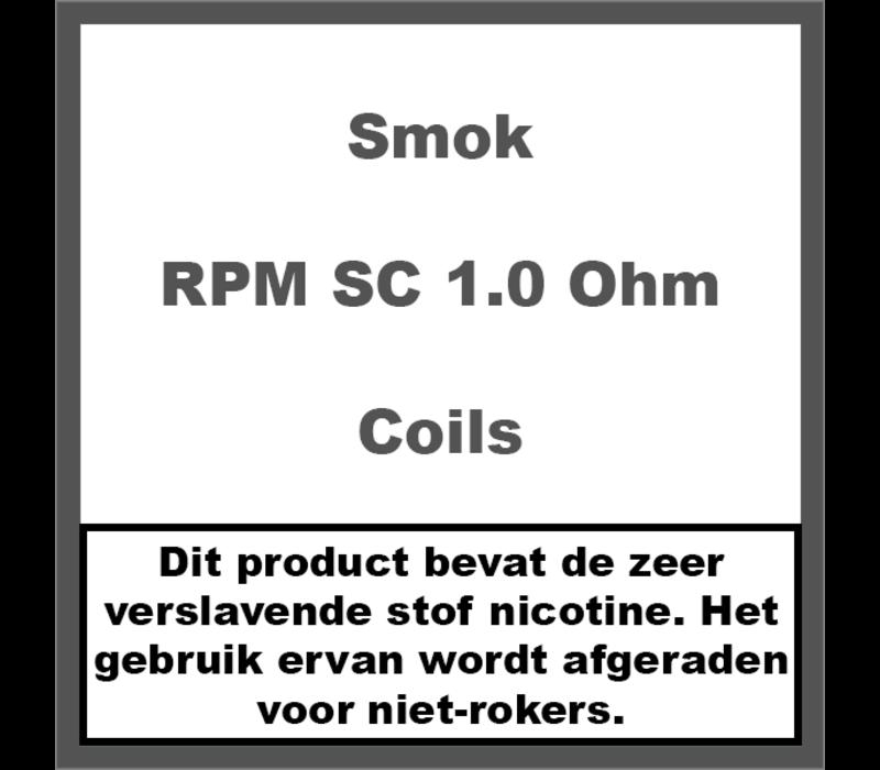 RPM SC Coils 1,0