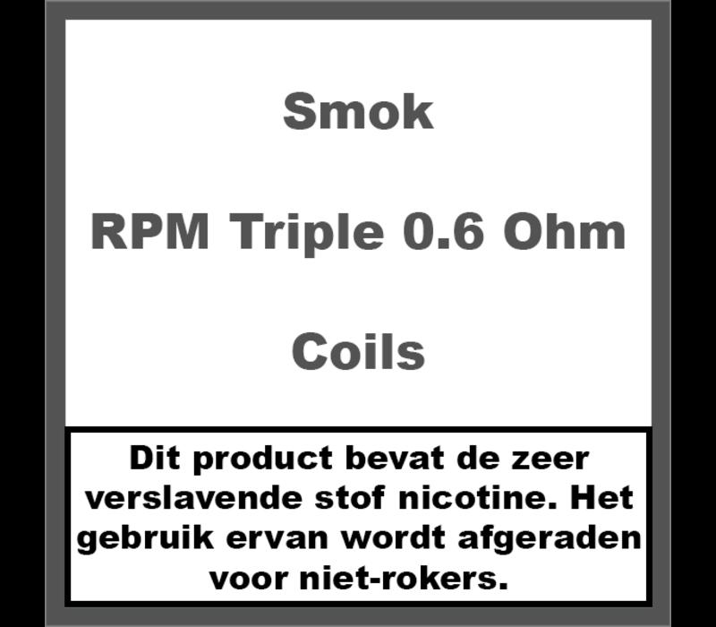 RPM Triple Coils 0,6
