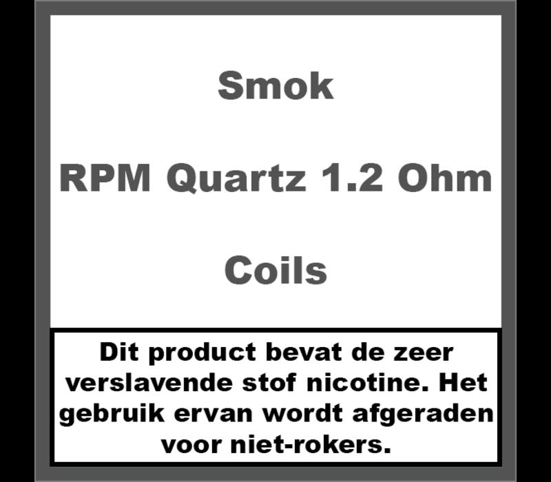 RPM Quartz Coils 1,2