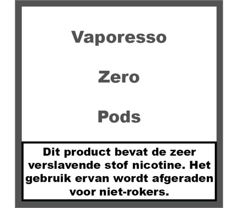 Zero Pod