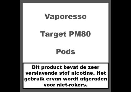 Vaporesso Target PM80 Pods (2 stuks)
