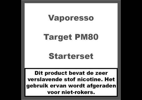 Vaporesso Target PM80 Carbon Black