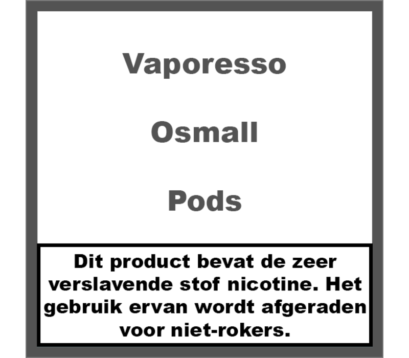 Osmall Pods
