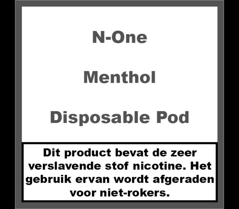 Menthol Pod