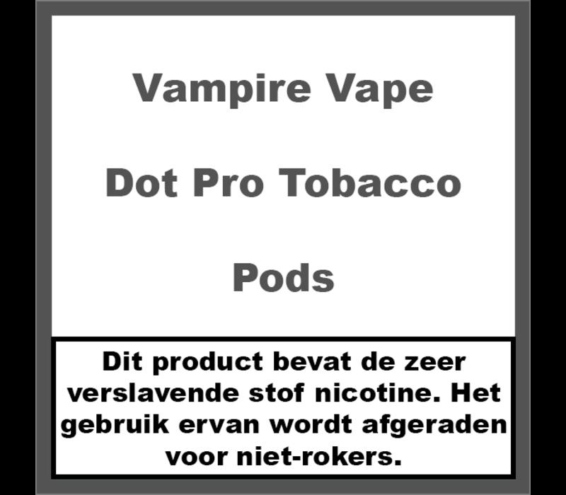Dot Pro Tobacco Pods