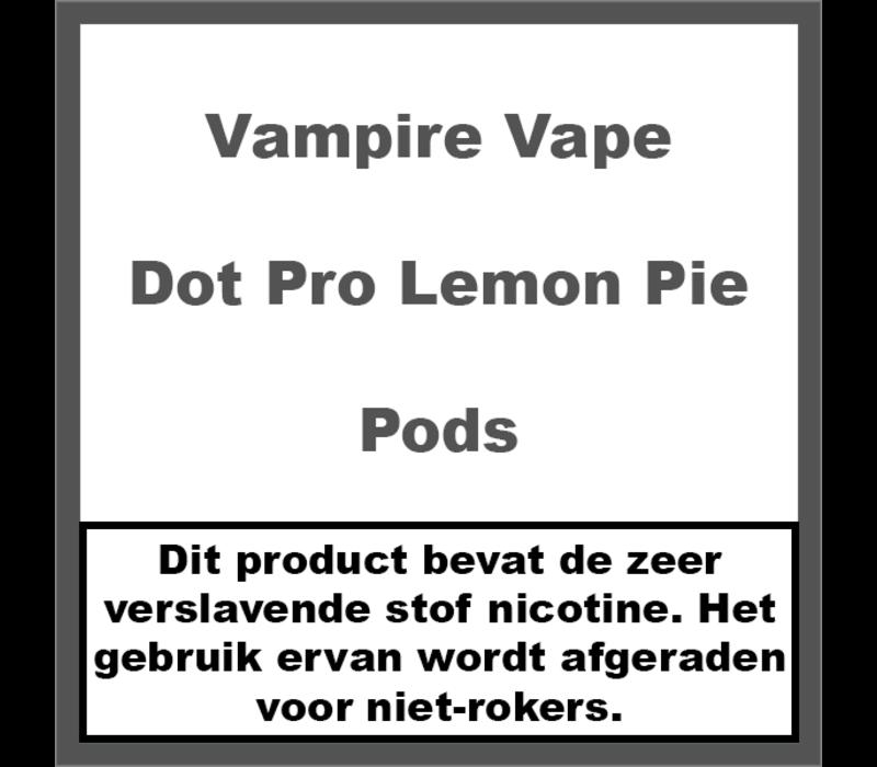 Dot Pro Lemon Pie Pods