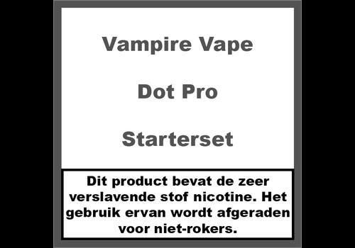 Vampire Vape Dot Pro Starterset