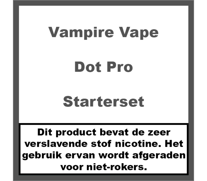 Dot Pro Starterset