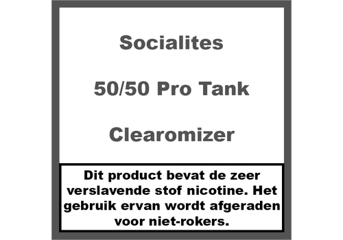 Socialites Tank 50/50