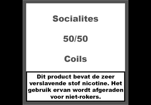 Socialites 50/50 Coils