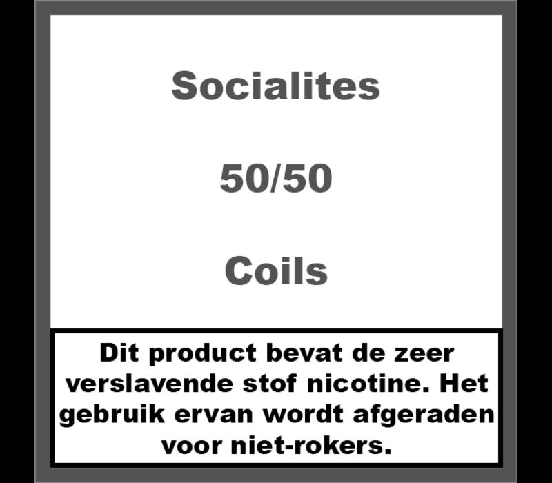 50/50 Coils
