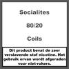 Socialites 80/20 Coils