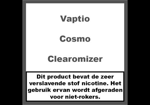 Vaptio Cosmo Clearomizer