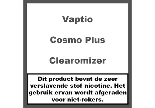 Vaptio Cosmo Plus Clearomizer
