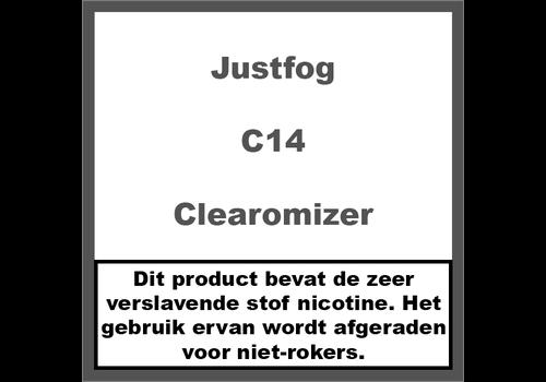 JustFog C14 Clearomizer