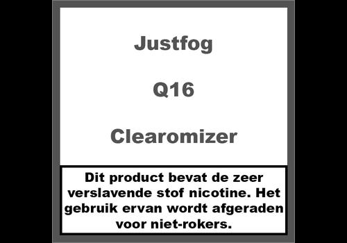 JustFog Q16 Clearomizer
