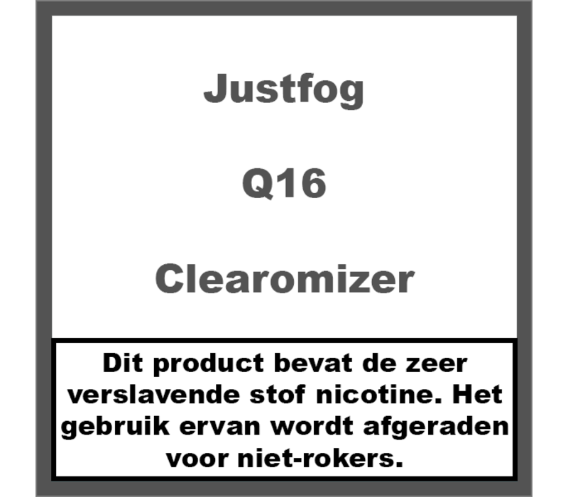 Q16 Clearomizer