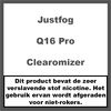 JustFog Q16 Pro Clearomizer