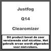 JustFog Q14 Clearomizer