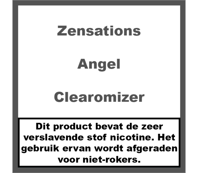 Angel Clearomizer