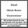 eLeaf iStick Basic Clearomizer