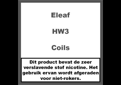 eLeaf HW3 Coils