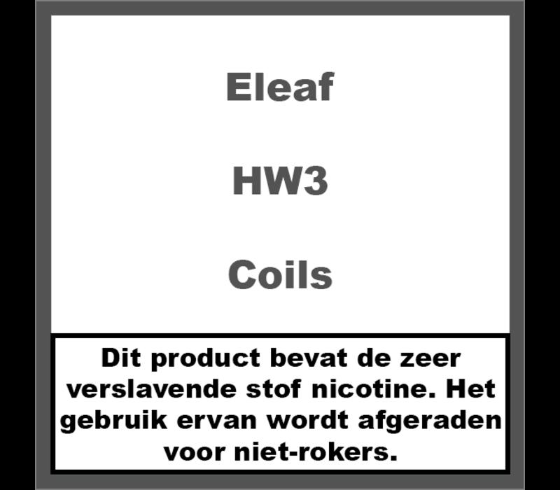 HW3 Coils