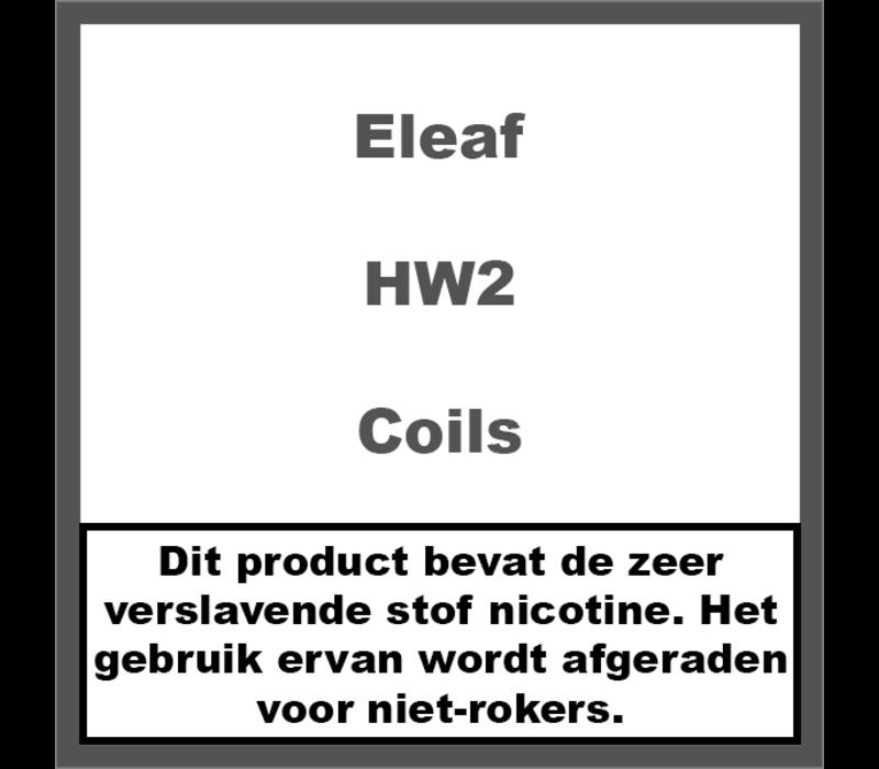 HW2 Coils