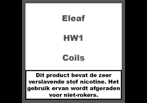 eLeaf HW1 Coils