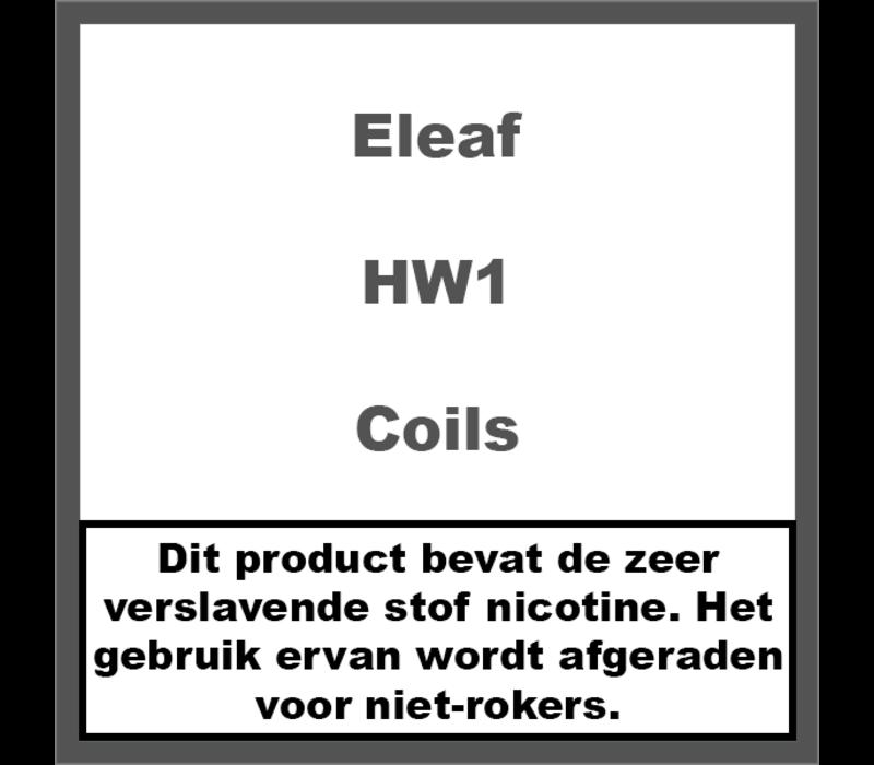 HW1 Coils