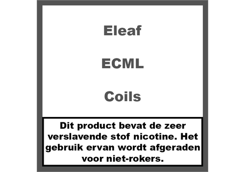 eLeaf ECML Coils