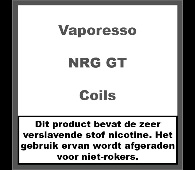 NRG GT Coils