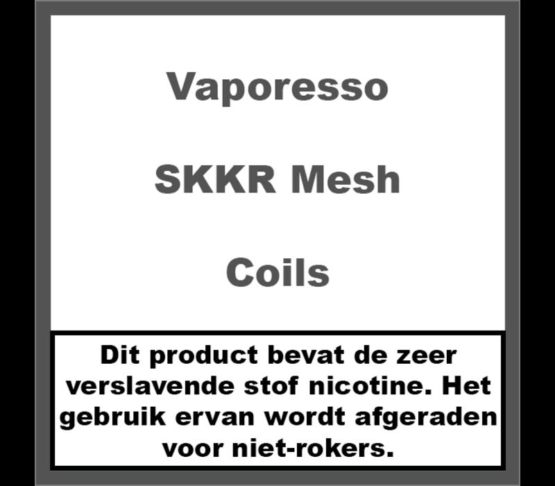 SKKR Meshed Coils