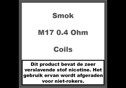 Smok M17 Coils 0,4