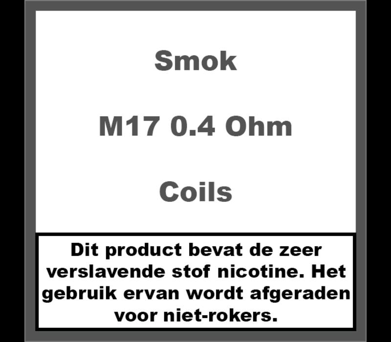 M17 Coils 0,4