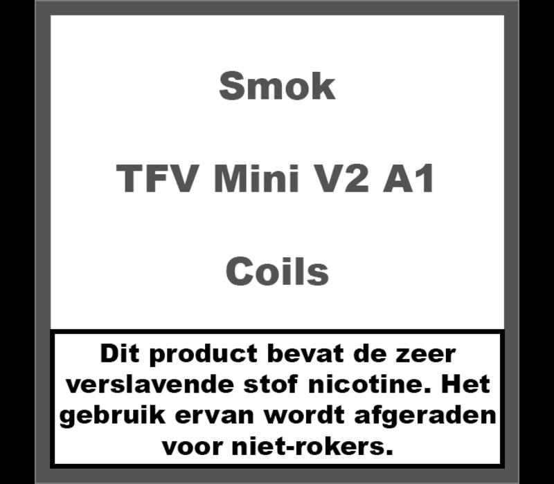 TFV Mini V2 A1 Coils