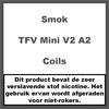 Smok TFV Mini V2 A2 Coils