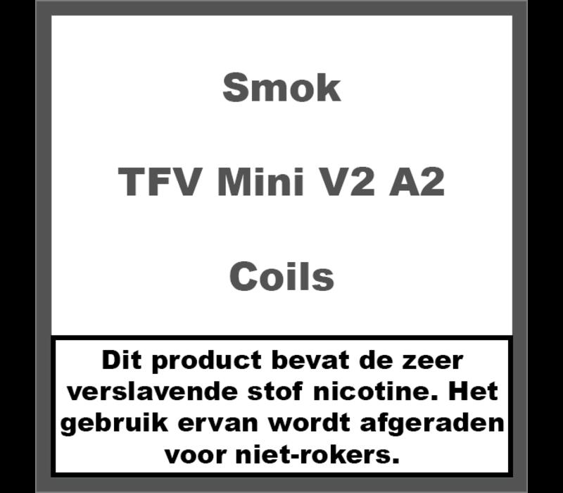 TFV Mini V2 A2 Coils