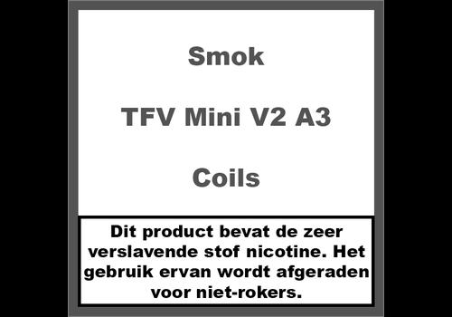 Smok TFV Mini V2 A3 Coils