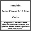 Innokin Scion Plexus Coils 0,15