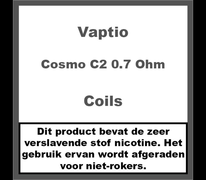 Cosmo C2 0,7 Ohm Coils