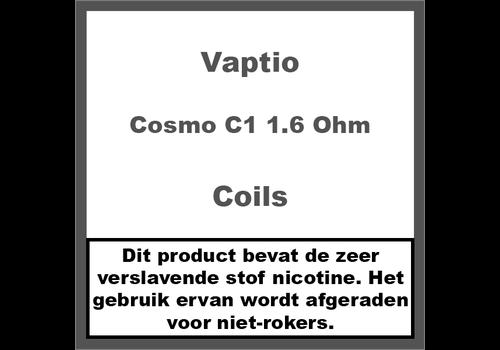Vaptio Cosmo C1 1,6 Ohm Coils
