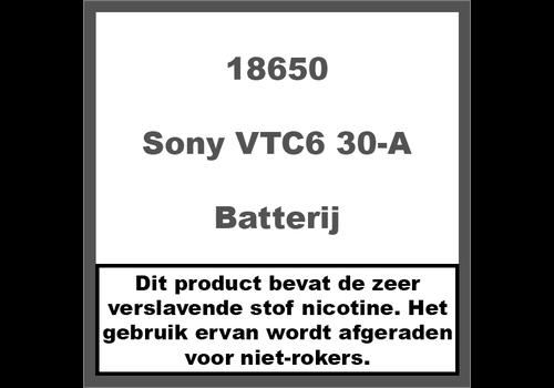 Sony VTC6 30-A