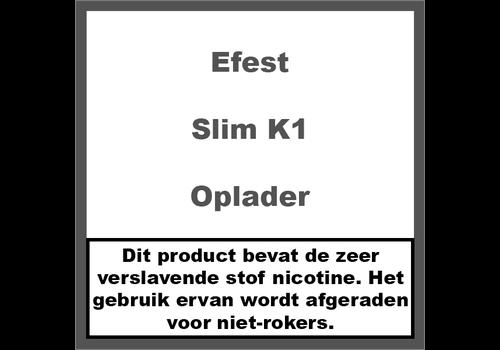 Efest Slim K1 Charger