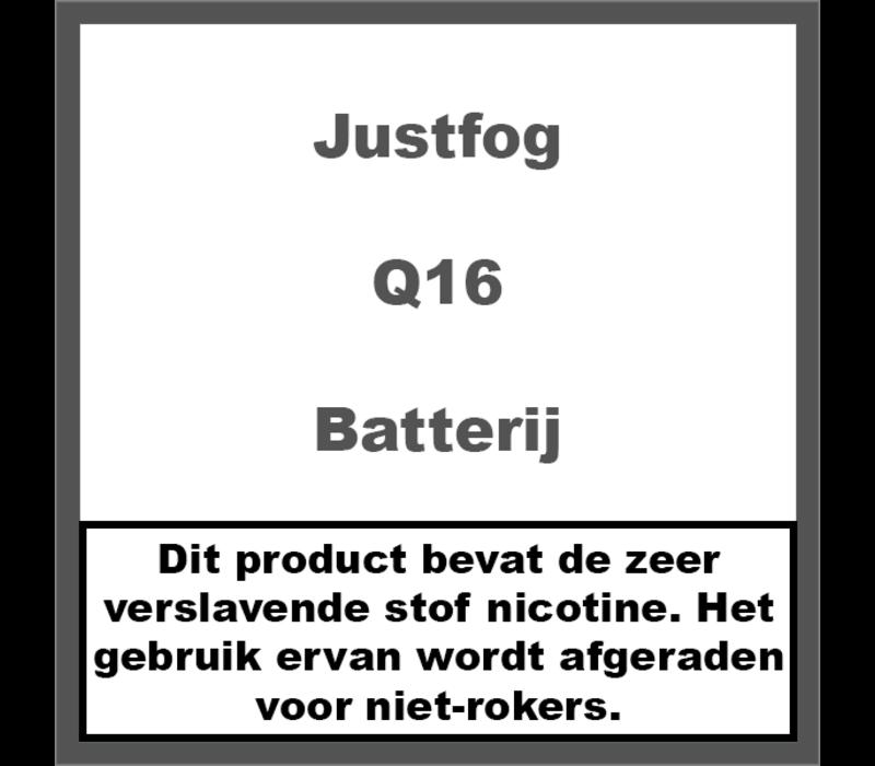 J-Easy 9 batterij