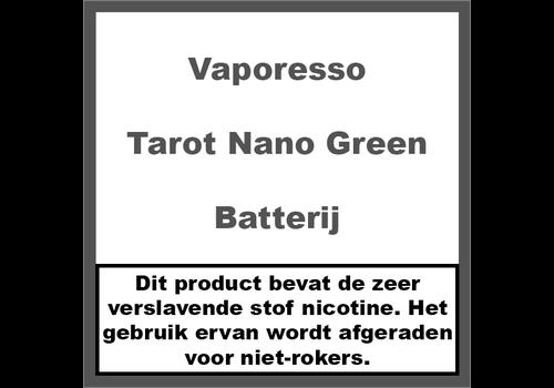 Vaporesso Tarot Nano Mod Green