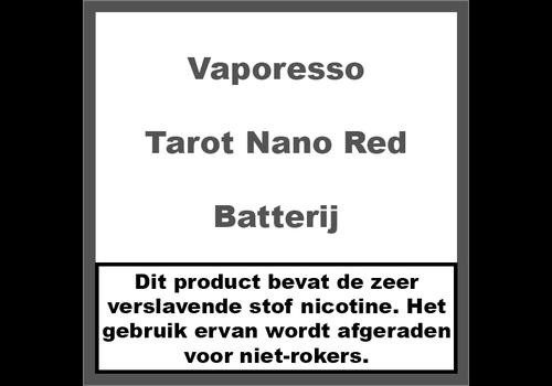Vaporesso Tarot Nano Mod Red