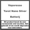 Vaporesso Tarot Nano Mod Silver