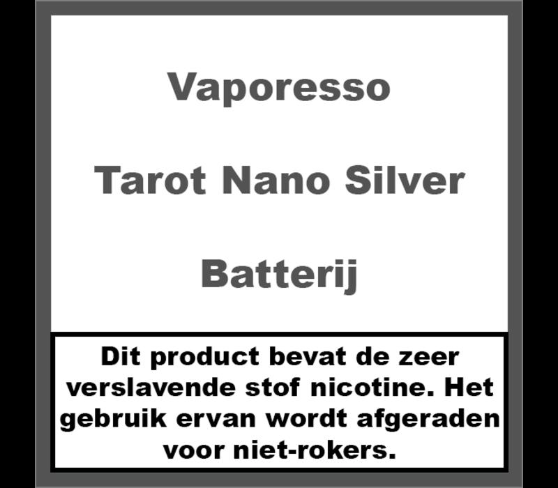Tarot Nano Mod Silver